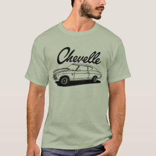 fac68df5 Vintage Chevy Chevelle Clothing | Zazzle