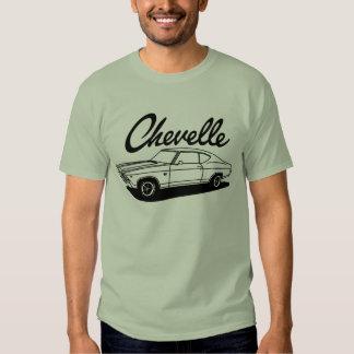 1969 Chevelle SS Design Tee Shirt