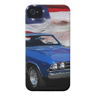 1969 Chevelle Tribute iPhone 4 Cases