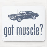 1969 Chevrolet Camaro SS Mouse Pad