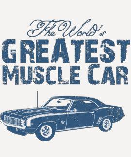 1969 Chevrolet Camaro SS T Shirt