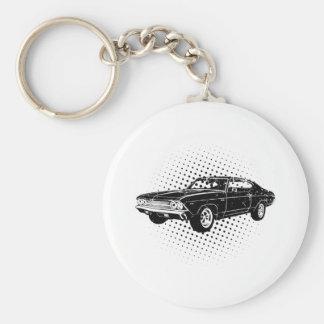 1969 Chevrolet Chevelle 396 SS Keychain