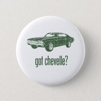 1969 Chevrolet Chevelle 396 SS Pinback Button