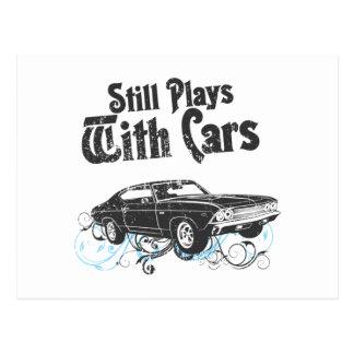 1969 Chevrolet Chevelle 396 SS Postcard
