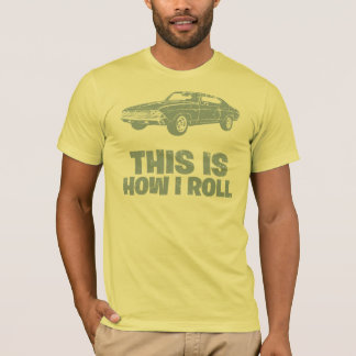 1969 Chevrolet Chevelle 396 SS T-Shirt
