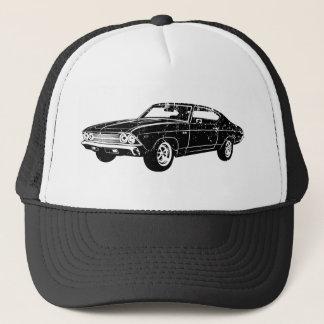 1969 Chevrolet Chevelle 396 SS Trucker Hat