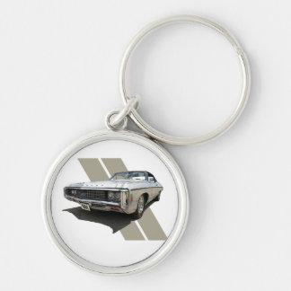 1969 Chevrolet Impala Keychain