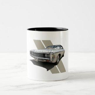 1969 Chevrolet Impala Two-Tone Coffee Mug