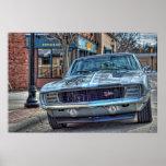 1969 Chevy Camaro Z/28 in HDR Print