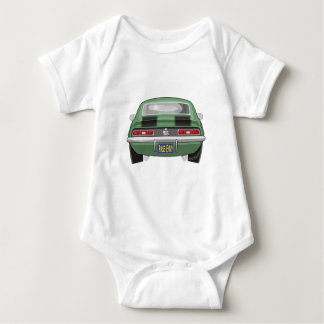 1969 Chevy Camero SS Baby Bodysuit