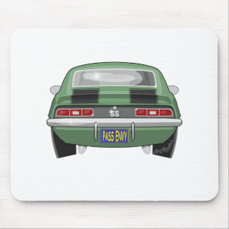 1969 Chevy Camero SS Mouse Pad