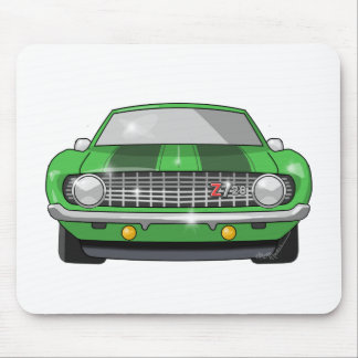 1969 Chevy Z28 Camero Mouse Pad
