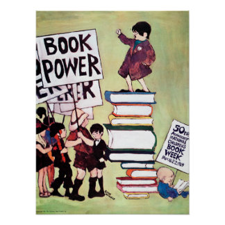 1969 Children's Book Week Poster