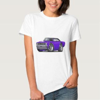 1969 Dart Purple-Black Top Car T Shirt