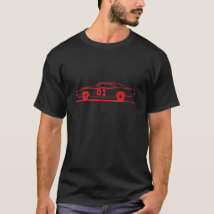 1969 Dodge Charger General Lee T-Shirt