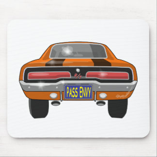 1969 Dodge Charger Mouse Pad