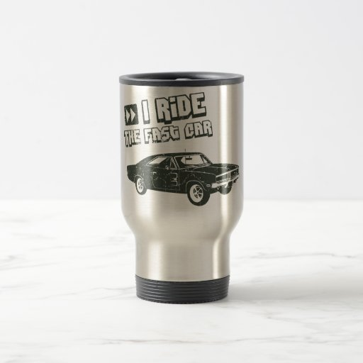 1969 Dodge Charger R/T SE Coffee Mugs