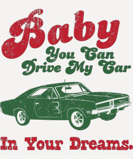 1969 Dodge Charger R/T SE T-Shirt