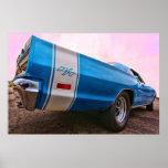 1969 Dodge Coronet R/T Poster