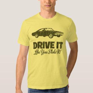 1969 Dodge Hemi Charger Shirt