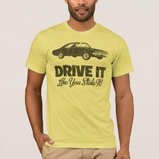 1969 Dodge Hemi Charger T-Shirt