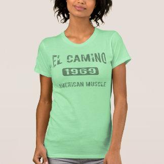 1969 El Camino Apparel T-Shirt