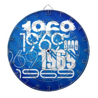 1969 en rayas azules reales