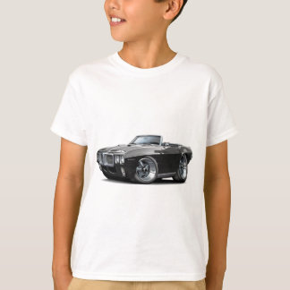 1969 Firebird Black Convertible T-Shirt