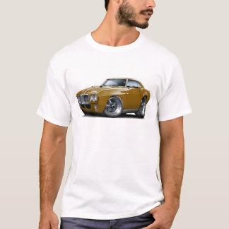 1969 Firebird Brown Car T-Shirt