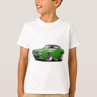 1969 Firebird Green-Black Top Car