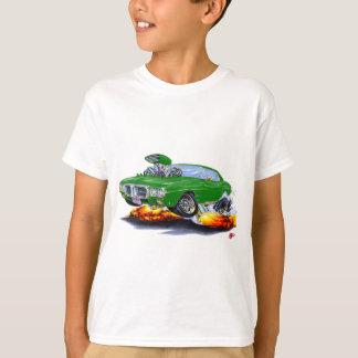 1969 Firebird Green Car T-Shirt