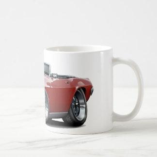 1969 Firebird Maroon Convertible Mug