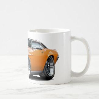 1969 Firebird Orange-Black Top Car Mug