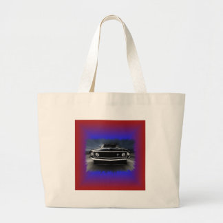 1969 FORD MUSTANG CANVAS BAG