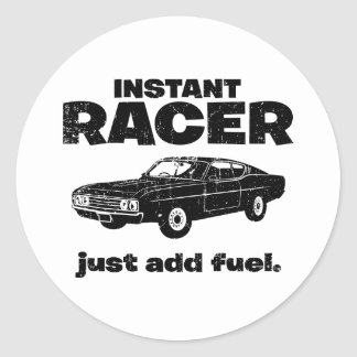 1969 Ford Torino Talladega Sticker