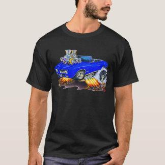 1969 GTO Blue Convertible T-Shirt