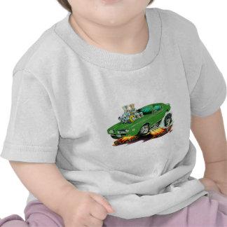 1969 GTO Judge Green Car T Shirts