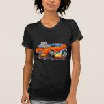 1969 GTO Judge Orange Car Tshirts