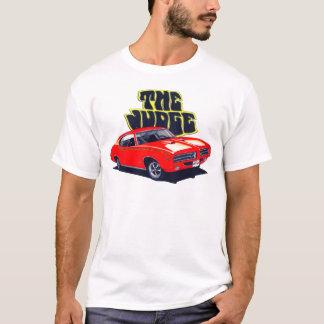 1969 GTO Judge Red Car T-Shirt