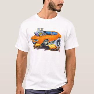 1969 GTO Orange Car T-Shirt
