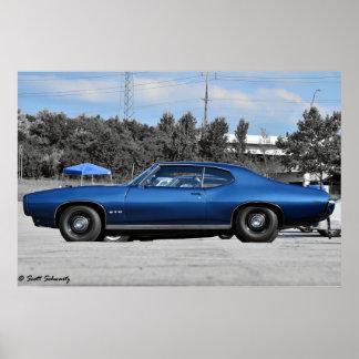1969 GTO POSTER