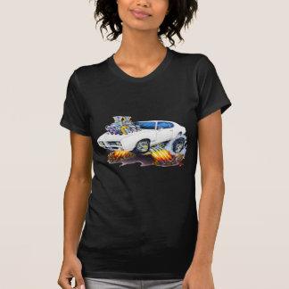 1969 GTO White Car Shirt