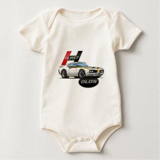 1969 Hurst Olds Cutlass Baby Bodysuit