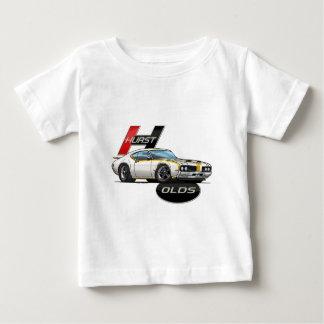 1969 Hurst Olds Cutlass Baby T-Shirt