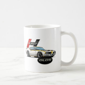 1969 Hurst Olds Cutlass Coffee Mug