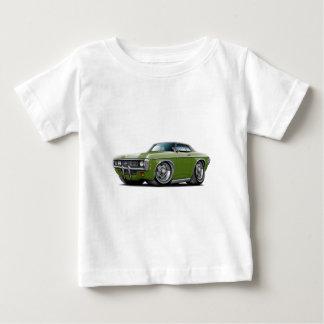 1969 Impala Frost Green-Black Top Car