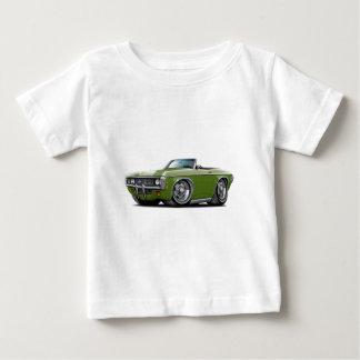 1969 Impala Frost Green Convert Baby T-Shirt