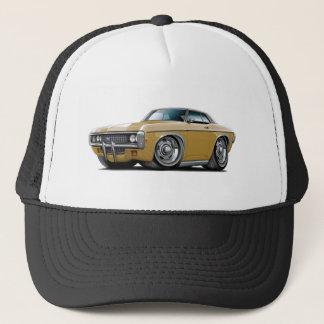 1969 Impala Gold-Black Top Car Trucker Hat