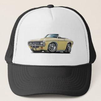 1969 Impala Tan Convert Trucker Hat