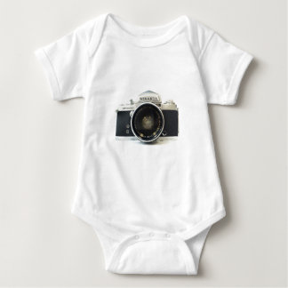 1969 Miranda 35mm Camera.JPG Baby Bodysuit